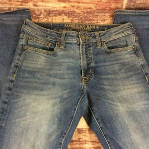 American Eagle Extreme Flex Original Straight Jean
